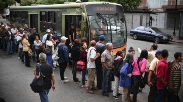 Venezuela: pénible reprise de l'activité, les Etats-Unis accentuent la pression