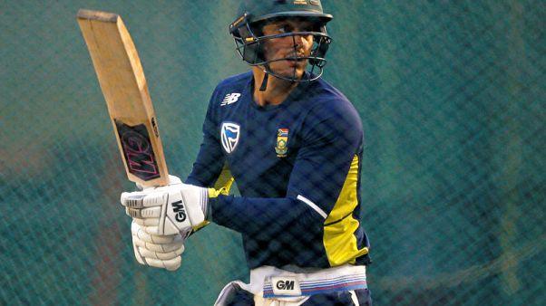 De Kock continues rich form as South Africa thump Sri Lanka