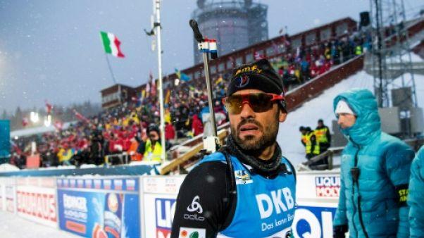 Mondiaux de biathlon: Fourcade dans le dur, Peiffer remporte l'Individuel