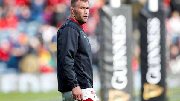 Rugby - Wales' Moriarty determined not to let Grand Slam chance slip