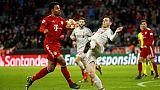 Ligue des champions: Liverpool bat le Bayern Munich 3-1 et passe en quarts