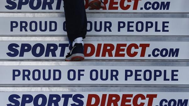 Sports Direct offers Debenhams loan in return for more equity