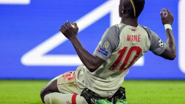 C1: Mané et Van Dijk matent le Bayern et envoient Liverpool en quarts