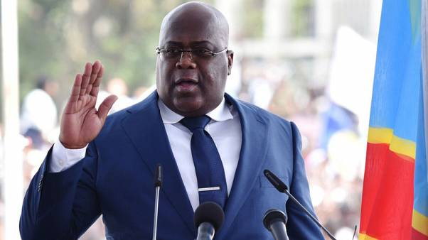 Congo president frees several political prisoners, 700 others