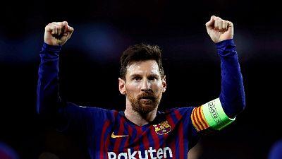 """Messi, """"Cristiano impressionante"""""""