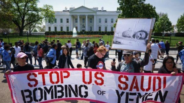 Le Sénat américain exige de Trump l'arrêt de tout engagement militaire au Yémen