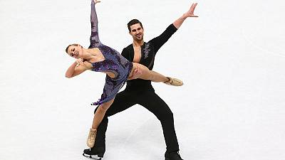 Figure skating - Hubbell and Donohue to add drama for worlds performance