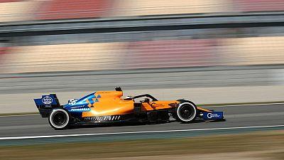 McLaren to race without BAT logo in Australia