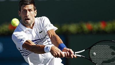 Indian Wells, Djokovic-Fognini avanti