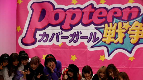 Japan's Netflix contender bets on youth-driven viral hits
