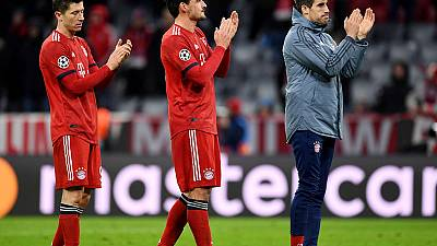 Bayern eye domestic double as Premier League trumps Bundesliga