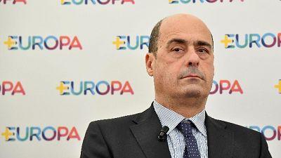 Pd: Prodi, bene Zingaretti