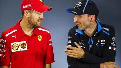 F1. applausi per il ritorno di Kubica