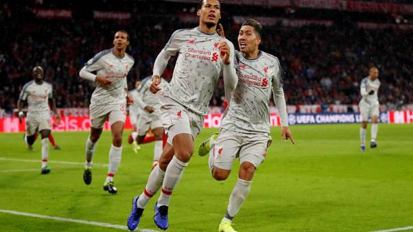 Liverpool aiming to steal a march on title rivals City
