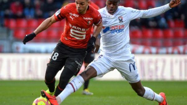 Ligue Europa: Rennes veut filer à l'anglaise, Chelsea a un pied en quarts