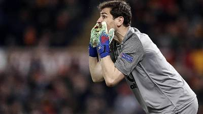 Casillas: un'altra stagione con il Porto