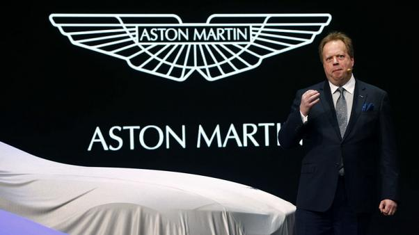Aston Martin boss' total remuneration stands at 3 million pounds in 2018