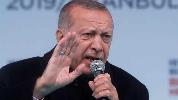 Turkey's Erdogan opens giant city hospital in Ankara amid criticism from medics