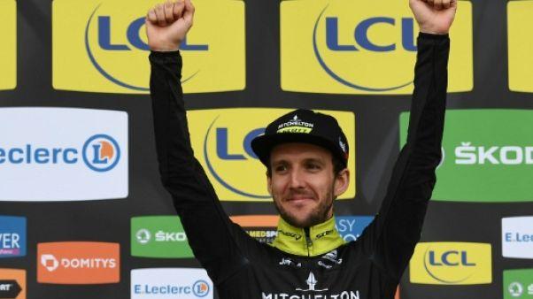 Paris-Nice: victoire de Simon Yates dans le contre-la-montre