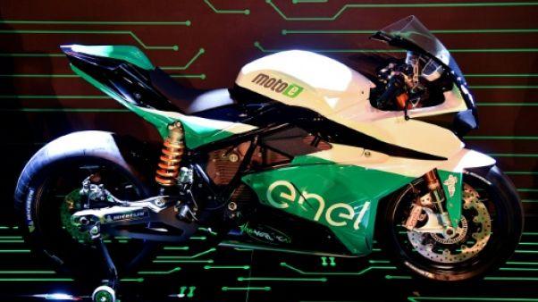 MotoGP: court-circuit pour le championnat de motos électriques