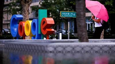 Google's work in China benefiting China's military - U.S. general