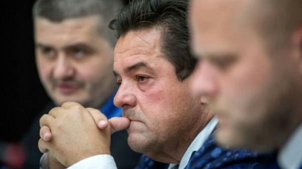 Un homme d'affaires inculpé du meurtre d'un journaliste en Slovaquie