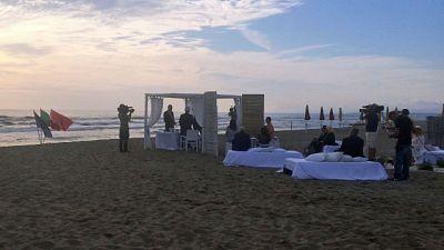 Fiumicino, già 18 matrimoni su spiagge