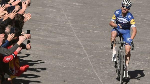 Tirreno-Adriatico: Alaphilippe remporte la 2e étage, Yates leader