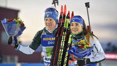 Biathlon: Mondiali, Italia altro argento