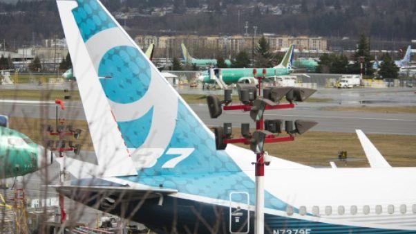 Suspension de vol des Boeing 737 MAX, un casse-tête logistique pour les compagnies