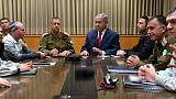 Gaza rockets rattle Tel Aviv, but hurt none; Hamas denies responsibility