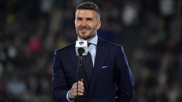 Beckham's Miami team to start life in Fort Lauderdale