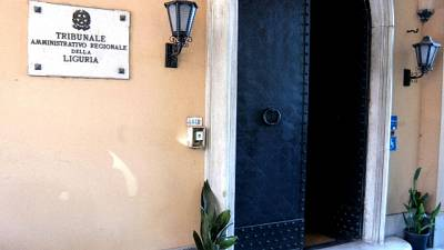 Cons.Stato valuta presidente Tar Liguria