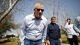 تلفزيون: إيران اخترقت هاتف جانتس رئيس الأركان السابق ومنافس نتنياهو