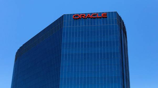 Cloud growth fuels Oracle's third-quarter earnings beat