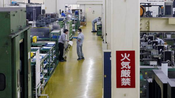 On Japan Sea coast, small firm shows scars of China's economic woes