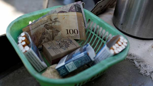 In Venezuela, not even the dollar is immune to effects of hyperinflation