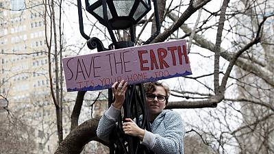 'Worse than Voldemort' - Global students' strike targets climate change