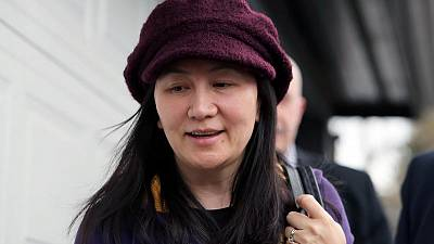Huawei CFO wanted to quit job just before arrest, says founder