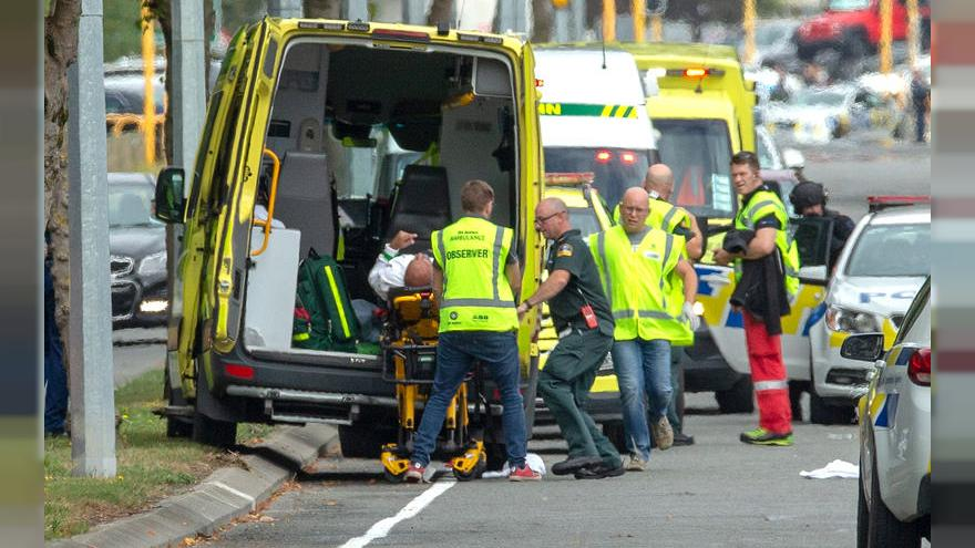 Bangladesh cricket team arrived at New Zealand mosque during attack