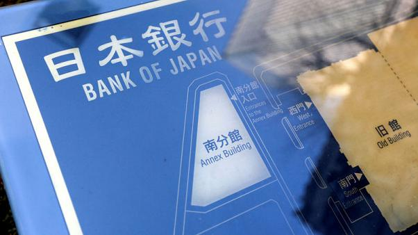 BOJ keeps policy steady, cuts view on exports and output