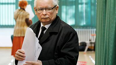 Poland's ruling party picks LGBT rights as election battlefront
