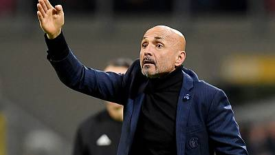 Nervous Inter got if wrong from the start, says Spalletti