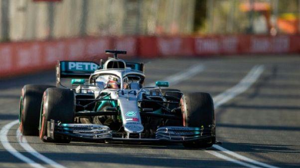GP d'Australie: à Mercedes les premiers essais libres de 2019