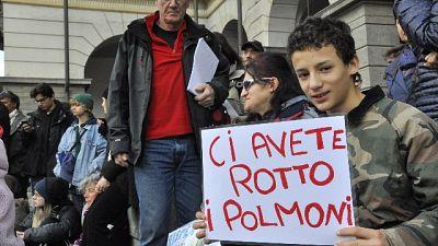 Sciopero clima, a Milano in 30mila