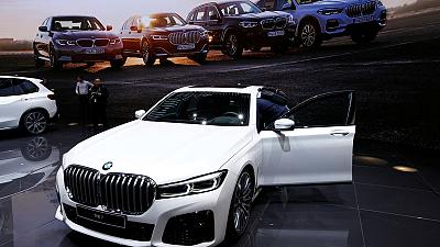 BMW warns of difficult 2019 as it posts forecast-beating 2018 profit