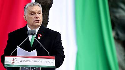 Hungary's Orban: We need a fresh start for Europe at EP elections