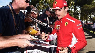 """F1, Leclerc """"sono molto soddisfatto"""""""