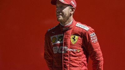 """F1, Vettel """"prove sono state divertenti"""""""