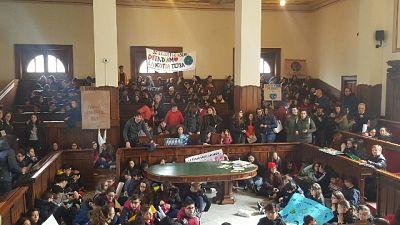Corteo studenti a Reggio,salvare pianeta